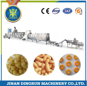 snack food extruder pictures & photos