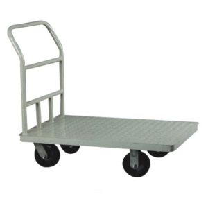 Warehouse Steel Folding Flat Cart (YD-FT001) pictures & photos