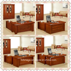 Mexico Furniture Manufacturer High Quality Office Desk (FOH-K3260) pictures & photos
