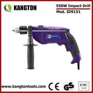 550W 13mm New Design Electric Mini Impact Drill pictures & photos