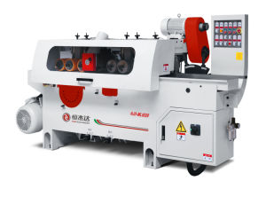 Multi Rip Saw with Working Width 200mm for Woodworking Machinery (HJD-ML9320)