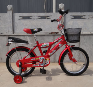 Competitive Price Good Quality BMX Bicycle Kids Bike (FP-KDB124) pictures & photos