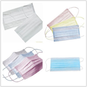 Nonwoven Fabric for Face Mask pictures & photos