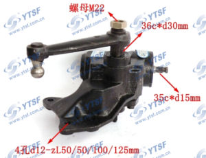 High Quality Isuzu Auto Parts Steering Gear Box pictures & photos
