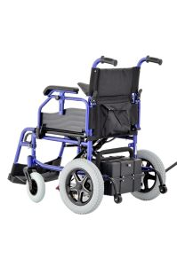 Newest Foldable Electric Wheelchair pictures & photos