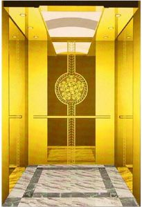 German Technology Passenger Elevator with Vvvf Drive (RLS-234) pictures & photos