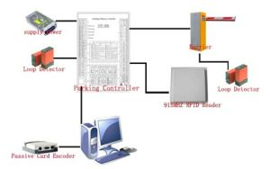 Hot Sell TCP/IP Parking Management System pictures & photos