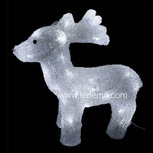 LED Christmas Decoration Motif Deer Light (LDM-Deer-35CM) pictures & photos