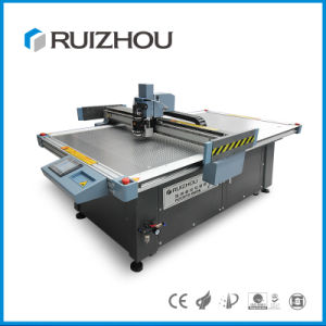 Corrugated Board Package Sample Cutting Machine pictures & photos