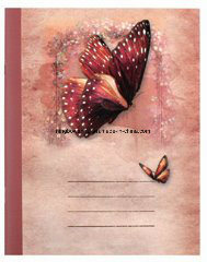 Wholesale New Design School Supply Notebook Student Exercise Book pictures & photos