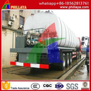 3 Axles 27m3- 57m3 Bitumen Tanker Semi Trailer/Asphalt Tank pictures & photos