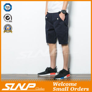 The 2016 Men′s Casual Cotton Beach Short Clothes in Hot Summer pictures & photos