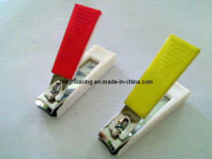 Soft Rubber Grip Nail Clipper N-6084s pictures & photos