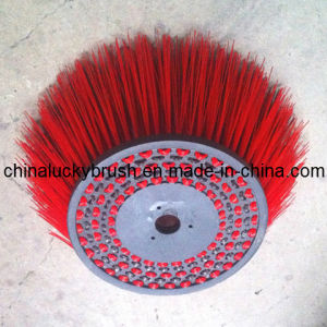 PP and Steel Wire Mixture Side Street Brush (YY-001) pictures & photos