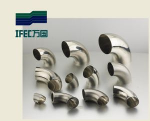 Stainless Steel Sanitary Hygienic Elbow (IFEC-HE1000012) pictures & photos