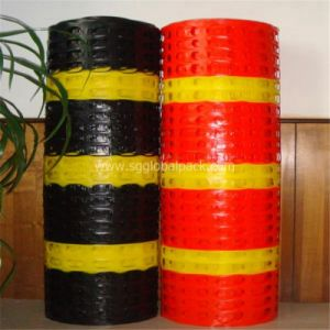 High Quality HDPE with UV Stabilized Orange Safety Fence pictures & photos