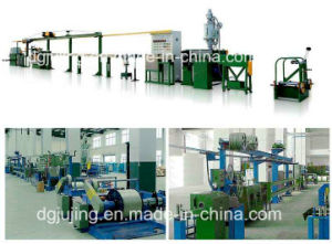 70p Cable Jacket Sheath Production Line Cable Extrusion Machine pictures & photos