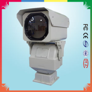Long Range PT IR Thermal Imaging Camera with 275mm Lens for 22km Detection pictures & photos