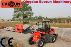 Front End Loader Er20 with Snow Bucket pictures & photos