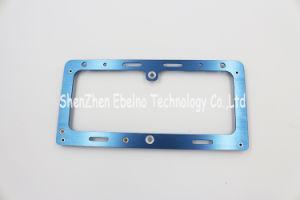 Ebelno CNC Lathe Machining Tool Color Anodizing Part pictures & photos
