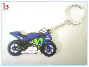 Promotion Items Motorcycle Key Chain Promotion Keychain with Logo pictures & photos