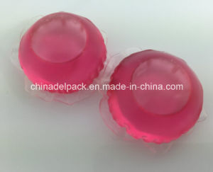OEM&ODM a Variedly of Color and Water Souble Film Liquid Detergent Pod, Concertration Laundry Detergent Liquid Pod pictures & photos