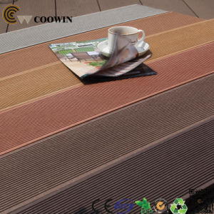 Outdoor Cedar Plastic Timber Composite Decking Panel pictures & photos