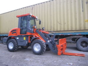 Zl10f Farm Machinery Small Front Loader