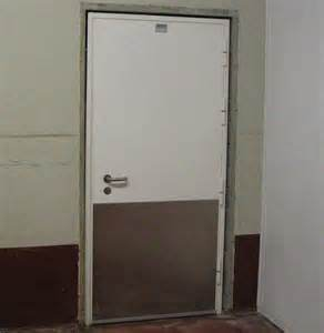 American Standard Steel Fire Door with UL American Certified pictures & photos