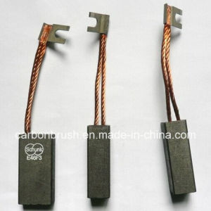 China E46f3 Carbon Brushes For Dc Motors And Generators
