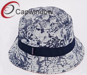 Printed Simple Lady′s Fashion Leisure Fisherman Bucket Hat pictures & photos