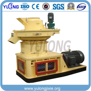 1-1.5t/H High Efficient Centrifugal Wood Pellet Mill with CE pictures & photos