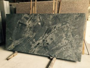 Milk Way Grey Stone Granite Big Slab for Countertop, Paving pictures & photos