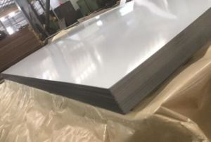 Cold Rolled Stainless Steel Sheet 201 pictures & photos
