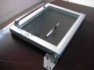 Aluminum Frame Glass Door for Mini Freezer