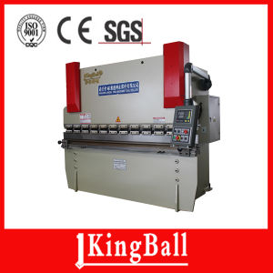 Hydraulic CNC Press Brake Machine (WE67K 500/6000) pictures & photos