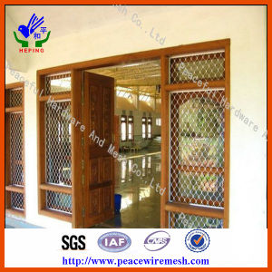 High Quality Aluminum Window Screen (HP-C3) pictures & photos