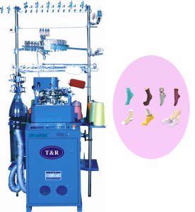 3.5 Inch Plain Socks Machine