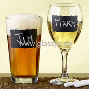 Glass Cups / Drinking Glass / Beer Glass, 200ml