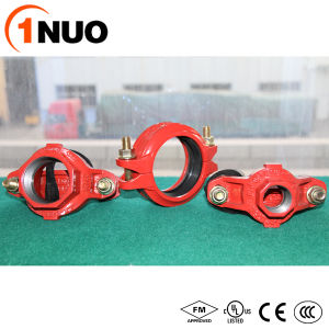 1nuo Grooved Pipe Fittings Couplings with UL/FM/Ce Approved pictures & photos