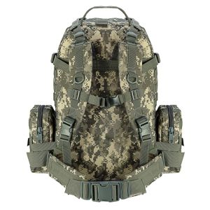 50L Military Tactical Waterproof Combat Backpack for Hunting Hiking Fishing pictures & photos