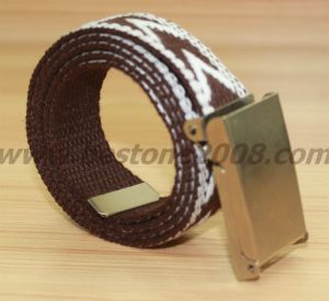 Imitated Cotton Belt #1501-23 pictures & photos