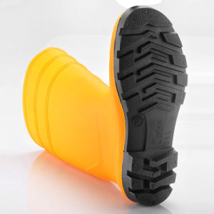 PVC Rain Boot (W-6037) pictures & photos