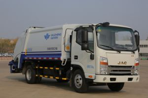 Compression Garbage Truck pictures & photos