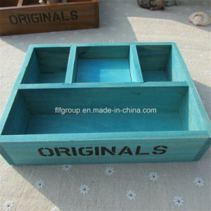 Antique European Style Customized Vintage Wooden Packaging Box pictures & photos