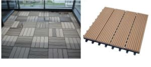 Cheap Composite Decking Tiles From China pictures & photos