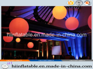 2015 Hot Selling Decorative LED Lighting Inflatable Ball 0021 for Event, Party Decoration pictures & photos
