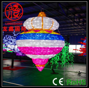 3D Ramadan Sculpture Light /LED Motif /Modeling pictures & photos