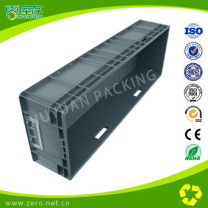 Grey Injection Mold PP Material EU Container pictures & photos