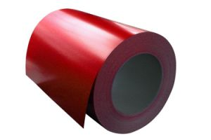 PPGI Color Coated Gi Steel Coil pictures & photos